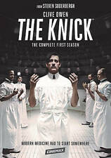 The Knick: The Complete First 1st 1 Season (DVD, 2015, 4-Disc Set) NEW