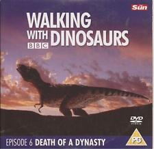WALKING WITH DINOSAURS - DEATH OF A DYNASTY - DVD