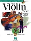 LEARN HOW TO PLAY VIOLIN EASY BEGINNERS BASIC STARTER SHEET MUSIC BOOK 1 +TRACKS