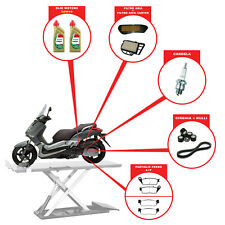 SERVICE/MAINTENANCE KIT [ENGINE+TRANSMISSION+BRAKES] - YAMAHA X-MAX 250 (10-13)