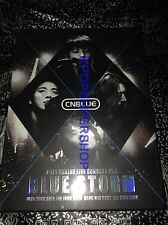 CNBLUE - Blue Storm 2 DVD Photobook First Press Limited Edition DVD New Rare OOP