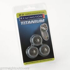 Electric Shaver Replacement Heads And Cutters Remington SP21 Titanium