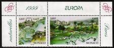 Monaco Mnh 1999 Europa-Parques Y Jardines