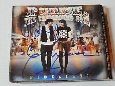 CHRISSIE HYNDE Signed Autographed JP & THE FAIRGROUND BOYS CD/DVD Pretenders x2