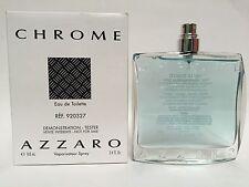 CHROME By AZZARO for Men Cologne Spray 3.4 OZ / 100 ml NEW IN WHITE BOX