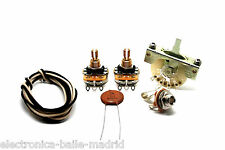 FENDER TELECASTER EXTRA VINTAGE WIRING KIT 0.05uf CERAMIC CAPACITOR ONLY!