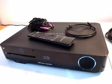 Harman KARDON bds-275 HDMI/3-d Receiver/2.1 BLURAY Bluetooth/TOP! #gin43