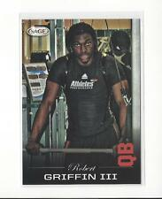 2012 SAGE #20 Robert Griffin III Rookie RC Browns Baylor