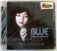 MARIA DE MEDEIROS - A LITTLE MORE BLUE - CD Sigillato