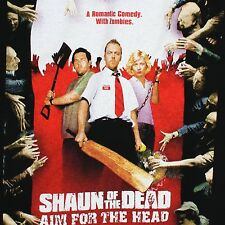XL Shaun of the Dead Mens Zombie Comedy Simon Pegg Horror Movie Shawn T Shirt