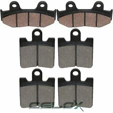 Front Rear Brake Pads For Suzuki AN400 Burgman/Skywave 400 1999