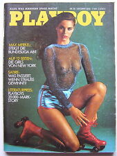 Playboy - D 10/1980, Sydne Rome, Lee Ann Michelle, Anita Russel, Thompson Patric