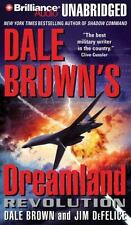 DREAMLAND REVOLUTION unabridged audio book on CD by DALE BROWN