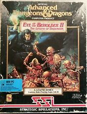 Advanced Dungeons & Dragons: Eye of the Beholder II -- The Legend of Darkmoon (…