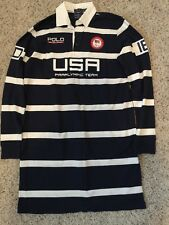 Ralph Lauren Team Usa Women's Polo Dress Size XL