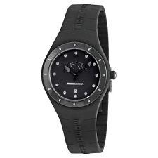 Momo Design Mirage Black Dial Ladies Watch 3006-FL-BK11