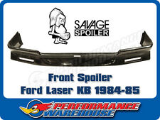 FRONT SPOILER FORD LASER KB 84-85 MADE FLEXIBLE RESILIENT SUPER STRONG RONFALIN