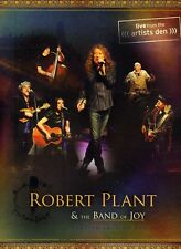 Live From the Artists Den: Robert Plant and the Band of Joy (DVD New)