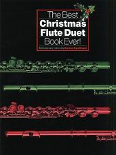 The Best Christmas Flute Duet Book Ever! Learn to Play Carols Sheet Music Book
