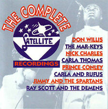 V.A. - COMPLETE SATELLITE RECORDINGS - ROCKABILLY CD!