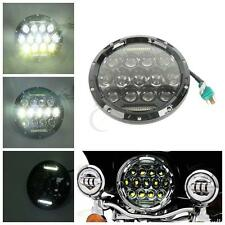 "7"" Motorcycle Projector Daymaker High Low LED Bulb Headlight for Harley Touring"