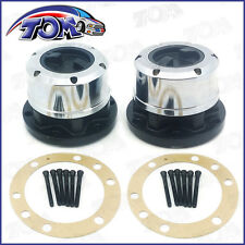 BRAND NEW PAIR OF LOCKING HUBS FOR GEO TRACKER SUZUKI SIDEKICK