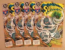 Superman The Man of Steel #18 1st Full Doomsday WP High Grades ~  GRAB BAG!!!!