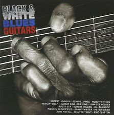 BLACK & White Blues Guitars 2 CD NUOVO John Mayall/Peter Green/Buddy Guy