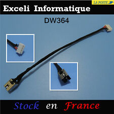 Connecteur alimentation Cable TOSHIBA SATELLITE L855D  Dc Power Jack dw364