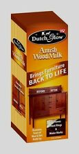 ****12oz Dutch Glow AMISH WOOD MILK Brings Back Restores Cleans Furniture TV DFG