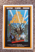 The Giant Spider Invasion Lobby Card Movie Poster