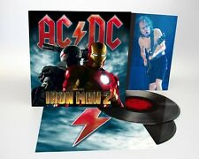 "AC/DC ""IRON MAN 2"" 2 LP VINYL NEW+"