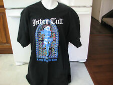 Jethro Tull Rock Concert souvenir t shirt 2002 2XL Living with the past new NWT
