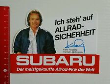 Aufkleber/Sticker: Subaru - Allrad PKW (190416140)