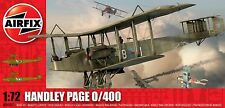 A06007 Airfix HANDLEY PAGE 0/400 WW1 Bomber Plastic Model Kit 1:72 Scale NEW UK
