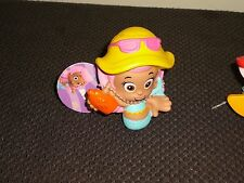 "NEW~W/TAGS Nickelodeon Bubble Guppies ""MOLLY"" Bath Toy Figure!!!"