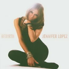 CD Album Jennifer Lopez Rebirth (Get Right, Step Into My World) 2005 Sony