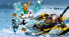 LEGO DC Superheroes ARCTIC BATMAN vs. MR FREEZE AQUAMAN on Ice 76000 NEW SEALED
