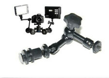 """7"""" Inch Articulating Magic arm for DSLR camera, LED Video Light, LCD Monitor"""