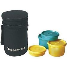Tupperware Executive Lunch Set with Bag (4 Pieces)