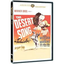 The Desert Song (1943) DVD Dennis Morgan, Bruce Cabot