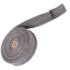 10M EXHAUST GREY HEAT WRAP TAPE MITSUBISHI EVO 5 6 7 1200C
