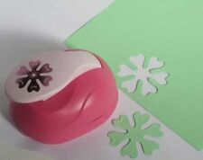 XL - Embossing Punch - Blume 1 - 6 cm groß