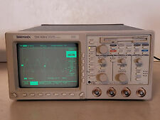 Tektronix TDS420A 4 Channel 200MHz 100MS/s Digitizing Oscilloscope Tested Works