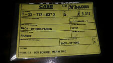 CASE INTERNATIONAL BACK UP RING PART NUMBER 1-32-773-037 S