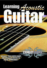 Play Acoustic Guitar Lessons For Beginners Brand New Video Chords, Tuning DVD