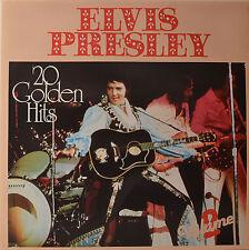 """ELVIS PRESLEY - 20 GOLDEN HITS   12""""    LP (N931)"""
