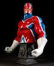 Bowen Designs Captain Britain 80s Version Bust Marvel Statue Excalibur Comics
