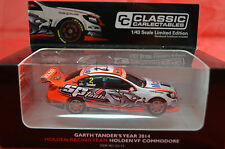 1/43 #2 GARTH TANDER'S YEAR 2014 HOLDEN RACING TEAM TOLL HOLDEN VF COMMODORE