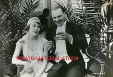 """Wallace Beery Gloria Swanson Teddy At Throttle Silent Comedy 7x9"""" Photo #K9534"""